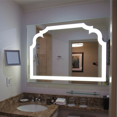 Fairmont Bathroom Wall Lighted Mirrors
