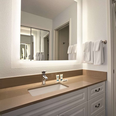 Full Illuminated Vanity Mirror
