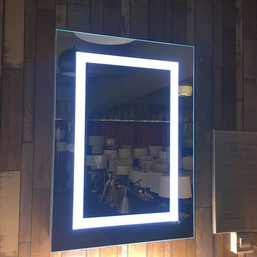 LED bathroom cabinet